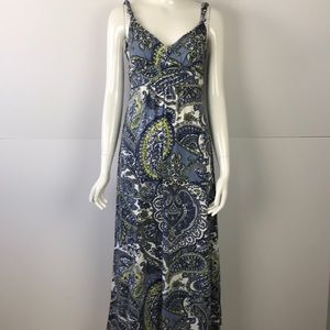 NWOT Loft maxi Dress Size 0